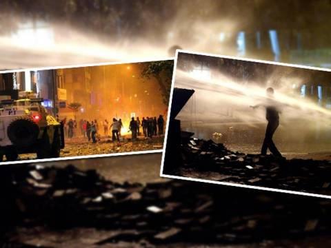 Τουρκία: Επιχείρηση εκκαθάρισης στην πλατεία Ταξίμ