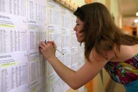 Πανελλήνιες 2013: Ανακοινώθηκε ο αριθμός εισακτέων σε ΑΕΙ και ΤΕΙ