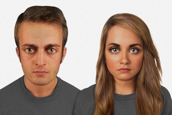 Δείτε πως θα είναι το ανθρώπινο πρόσωπο σε 100.000 χρόνια! (pics)