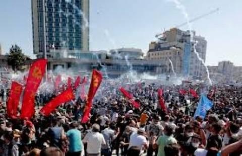 Τουρκία: Δακρυγόνα έριξε η αστυνομία κατά των διαδηλωτών