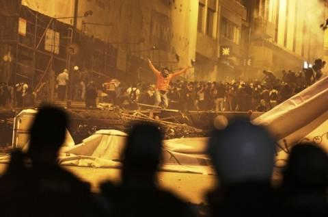 Σε νέα χρήση δακρυγόνων προχώρησαν οι αστυνομικοί στη Τουρκία