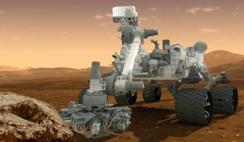 RT: Στόχος... το έδαφος του Άρη