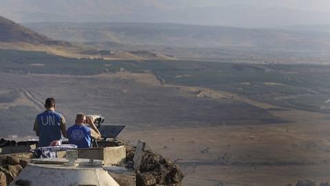 ΟΗΕ: Ρίσκο για ανάφλεξη Ισραήλ – Συρίας η κατάσταση στο Γκολάν