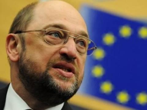 Σουλτς για ΕΡΤ: Αδιανόητο για μία δημοκρατική χώρα!