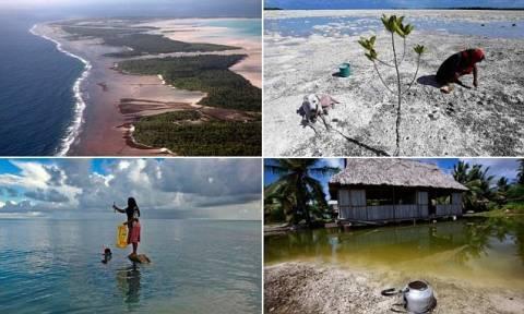 Η νέα Ατλαντίδα: To καταδικασμένο νησί που σε 60 χρόνια θα εξαφανιστεί