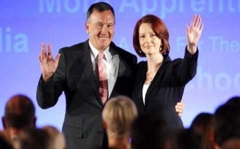 Αυστραλία:Ρώτησε την πρωθυπουργό αν ο σύντροφός της είναι ομοφυλόφιλος