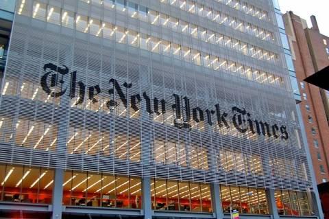 NY Times: Έπεσε «μαύρο» στην ΕΡΤ