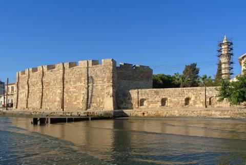 Ανοικτό τα Σαββατοκύριακα το Μεσαιωνικό Κάστρο Λάρνακας