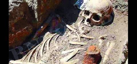 Τάφοι βρυκολάκων κοντά στη Βάρνα