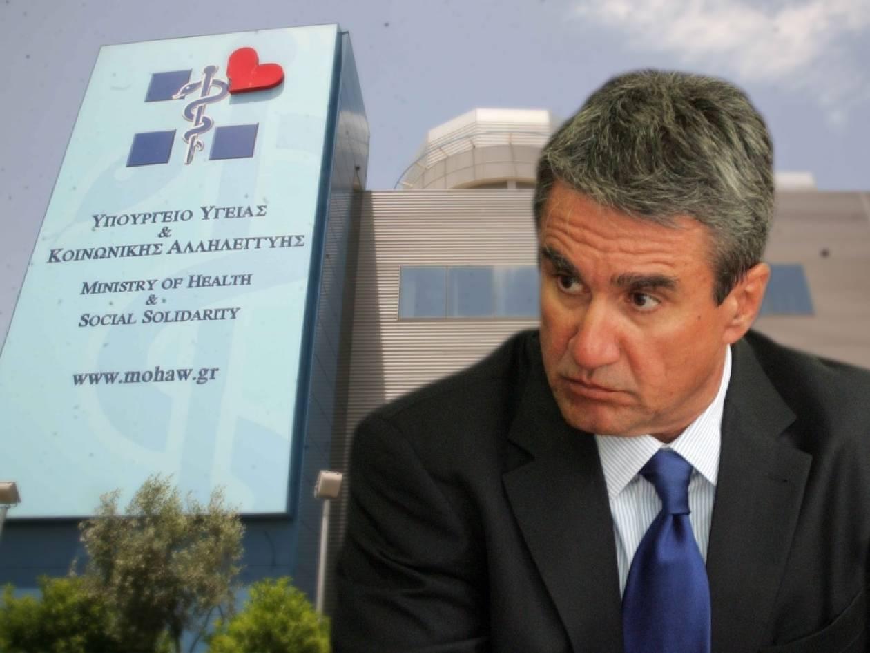 Πώς ο Λοβέρδος υποβάθμισε δραματικά την Υγεία στην Ελλάδα