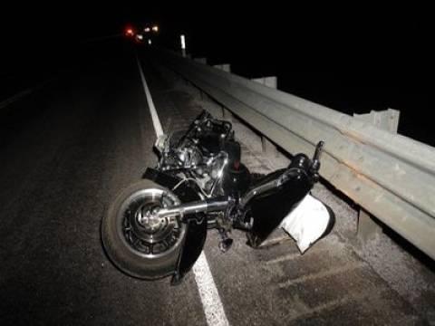 Τραγωδία στην Πρέβεζα: «Έσβησε» οδηγός μηχανής