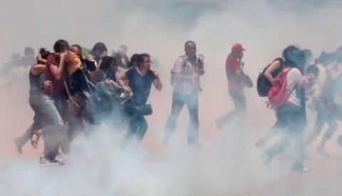 Τουρκία: Απαντούν στην αστυνομική βία με απεργία