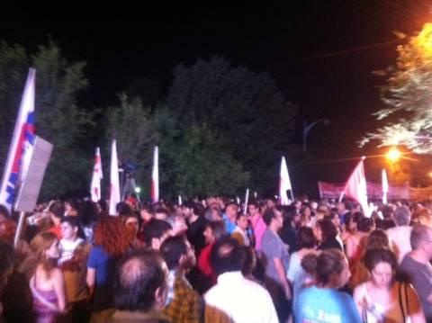 ΕΡΤ: Άλλη μία ημέρα στους «δρόμους» της Θεσσαλονίκης για το «λουκέτο»