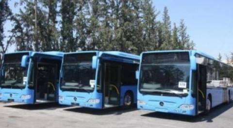 Κύπρος: Ακριβότερα από σήμερα τα εισιτήρια των λεωφορείων