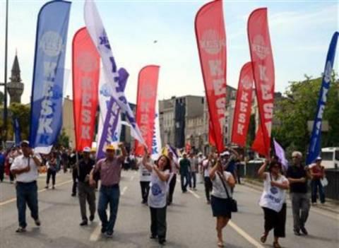 Τουρκία: «Παράνομη» κρίθηκε η απεργία