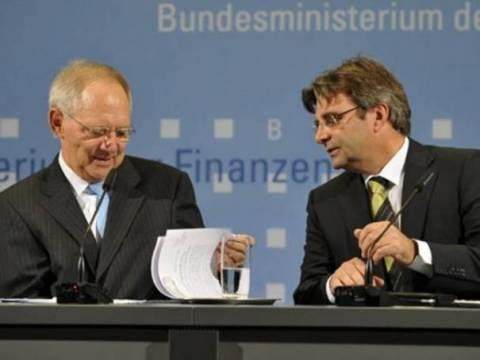 Γερμανικό Υπ.Οικ.:Τα λεφτά για Ελλάδα πήγαν στις τράπεζες γιατί έπρεπε