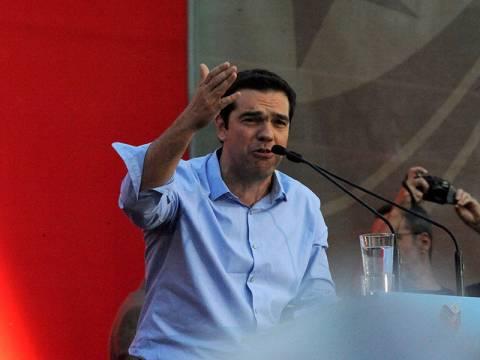 Αλ. Τσίπρας: Απόψε τελειώνουμε με την κυβέρνηση της καταστροφής