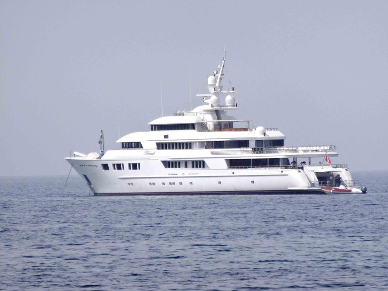 Ο εφοπλιστής Προκοπίου, το υπερσύχρονο yacht και οι αντιδράσεις