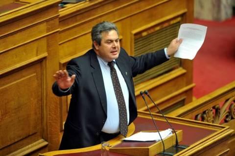 Δεύτερος γύρος αντιπαράθεσης στη Βουλή: Αποχώρησαν και οι ΑΝΕΛ