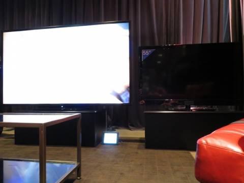 Η μεγαλύτερη τηλεόραση LED