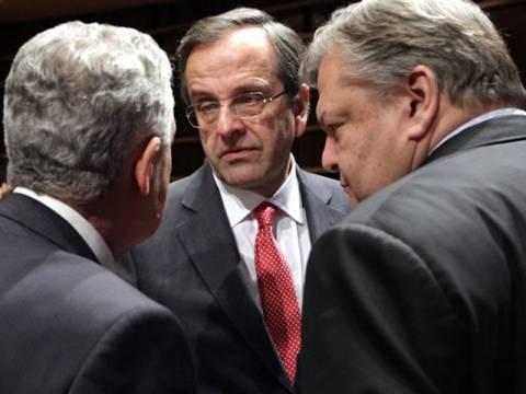 ΕΚΤΑΚΤΟ: Ολοκληρώθηκε η σύσκεψη των πολιτικών αρχηγών