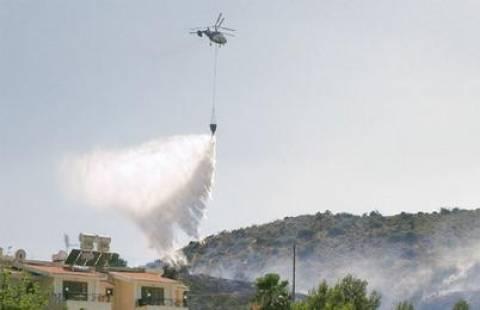 Κύπρος: Ψάχνουν για συνεργούς του εμπρηστή εθνοφρουρού