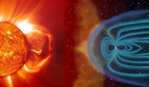Μια στεφανιαία τρύπα στον Ήλιο θα προκαλέσει μαγνητική καταιγίδα