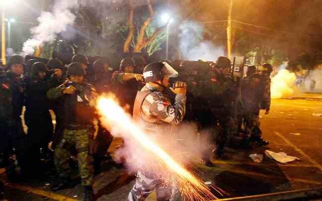 Αναβρασμός στη Βραζιλία - Νεκρός διαδηλωτής στο Σάο Πάολο