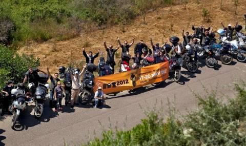 Πανελλήνια συνάντηση φίλων μοτοσικλέτας Transalp
