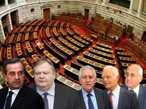 Κυβέρνηση 160 -165 ψήφων