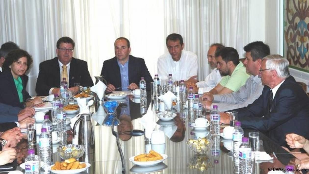 DW: Οικονομική συνεργασία Κοζάνης-Μπάουτσεν