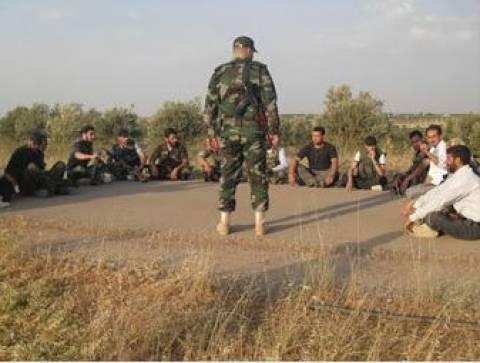 LA Times:  Η CIA εκπαιδεύει κρυφά αντάρτες της Συρίας