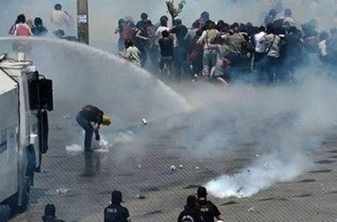 Ερντογάν: Οι διαδηλωτές είναι πιόνια του λόμπι των τοκογλύφων