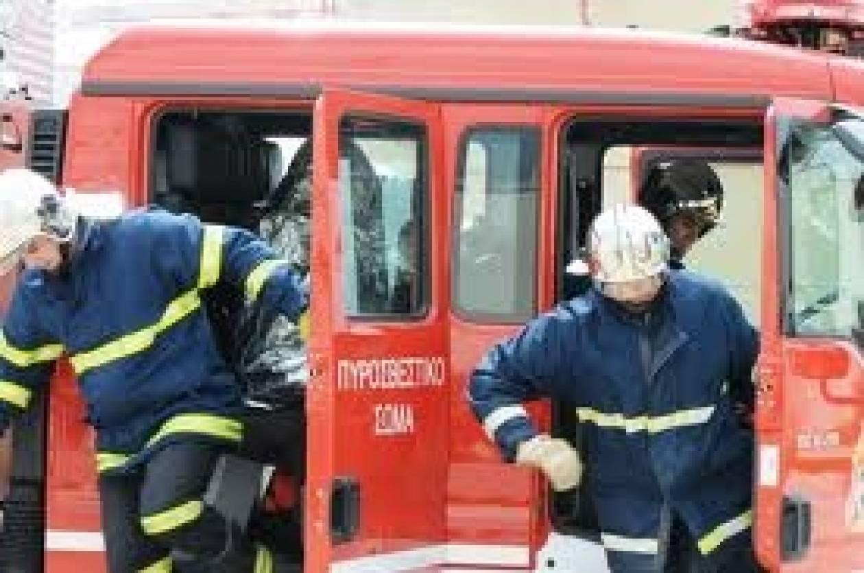 ΤΩΡΑ: Φωτιά στον Ασπρόπυργο