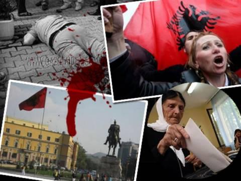 Αιματοβαμμένες εκλογές στην Αλβανία