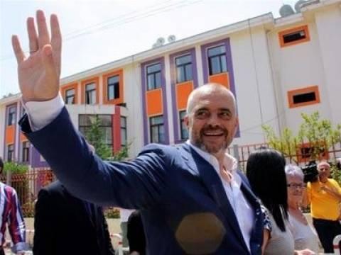 Αλβανία: Τα πρώτα αποτελέσματα δείχνουν νικητή τον Έντι Ράμα