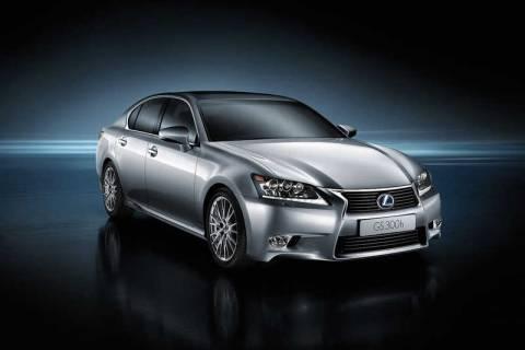 Νέο Lexus GS300h