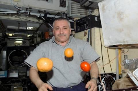 «Βόλτα» στο διάστημα έκανε ο Θεόδωρος Γιουρτσίχιν Γραμματικόπουλος