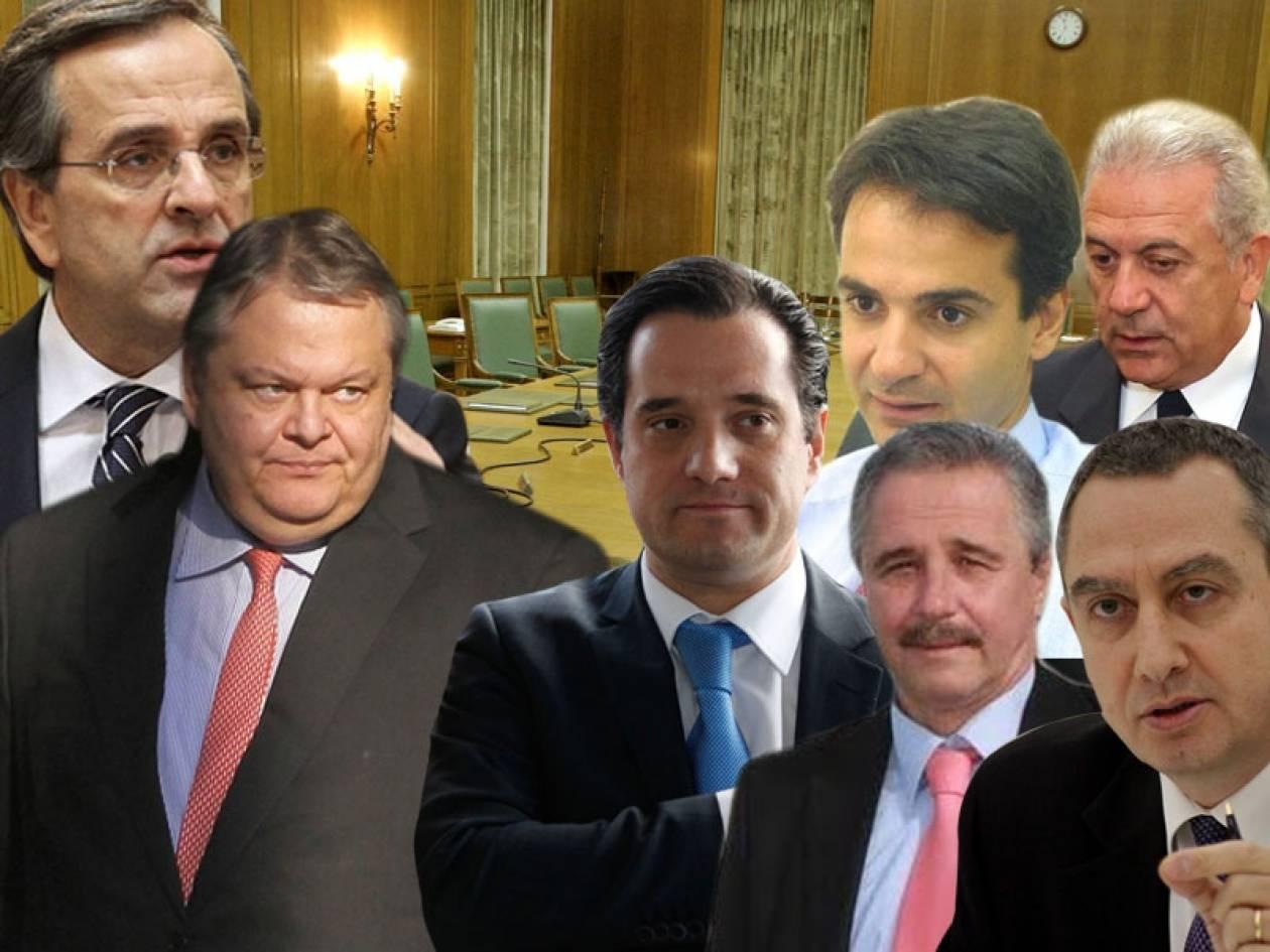 Ορκίζεται η νέα κυβέρνηση