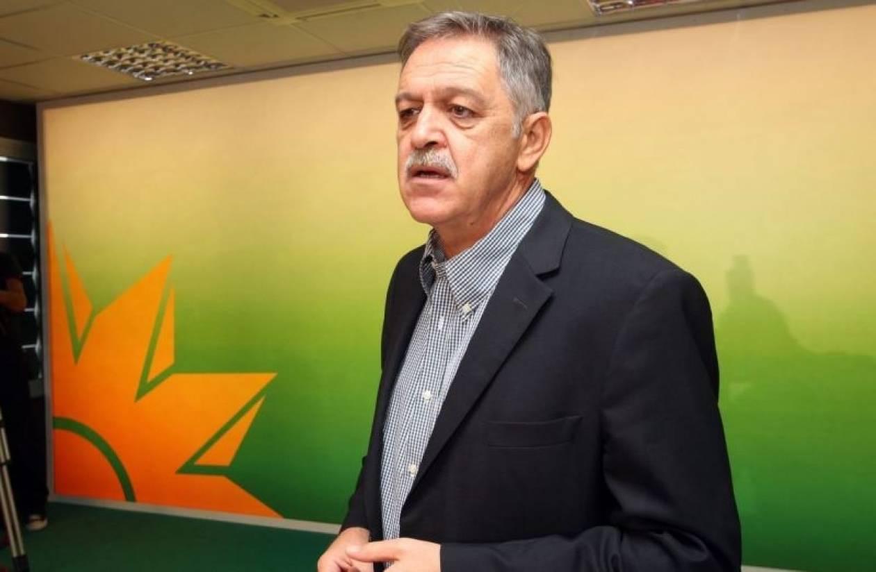 Κουκουλόπουλος: Αρνήθηκα θέση στην κυβέρνηση – Διαφωνώ με τη σύνθεση