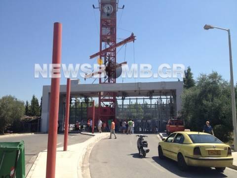 Τρόμος στην Πολυτεχνειούπολη-Αστρονομικό ποσό άρπαξαν οι ένοπλοι