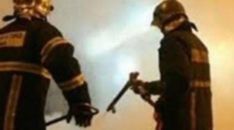Υπό μερικό έλεγχο η φωτιά στο Προκόπι Εύβοιας