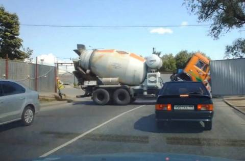 Βίντεο: Οι γκάφες συνεχίζονται στους δρόμους της Ρωσίας και τον Ιούνιο