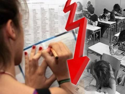 Βάσεις 2013: Μεγάλη η πτώση σε ΑΕΙ και ΤΕΙ