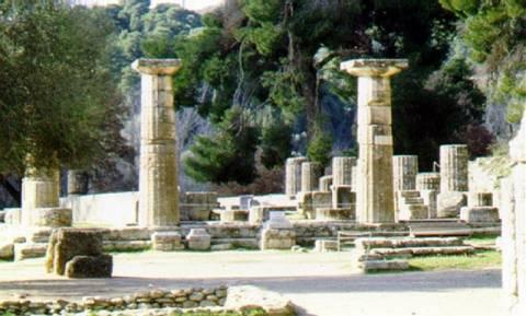 Ζήλεψαν τη γύμνια των αγαλμάτων στην Αρχαία Ολυμπία και…