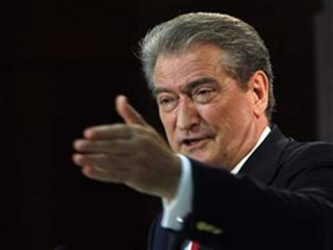 Αλβανία: Ο Σαλί Μπερίσα παραδέχτηκε την ήττα του στις εκλογές