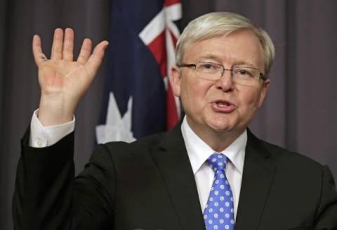 Ορκίζεται ο νέος πρωθυπουργός της Αυστραλίας