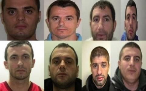 Σφίγγει ο κλοιός για τους Αλβανούς δραπέτες