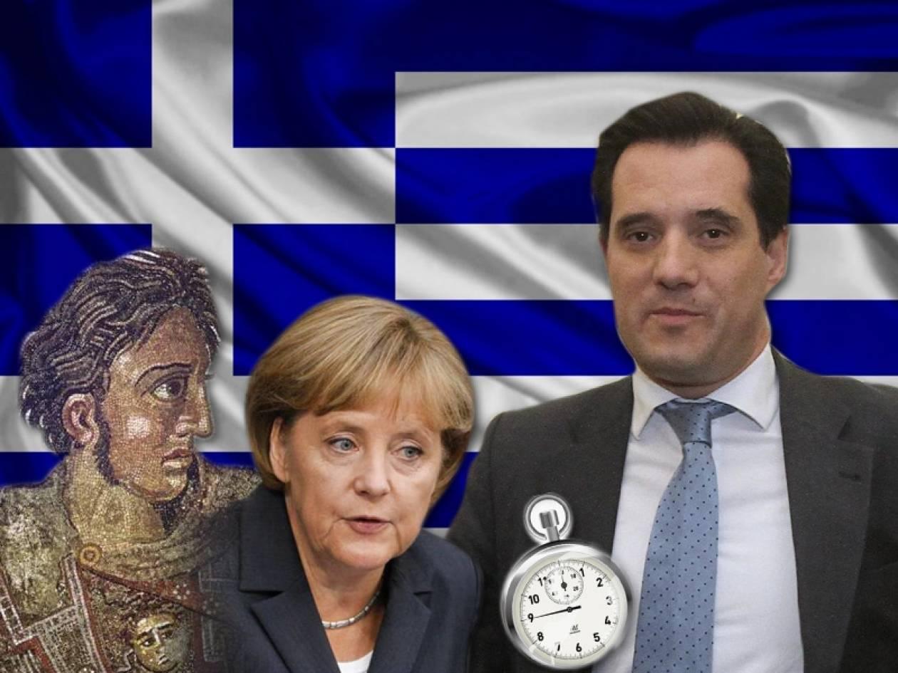 Άδωνις: Σύγχρονος Μεγαλέξανδρος ή ακόμη ένας υποτακτικός των Γερμανών;