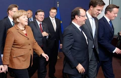 Αρχίζει σε λίγο η Σύνοδος Κορυφής της ΕΕ για την ανεργία των νέων